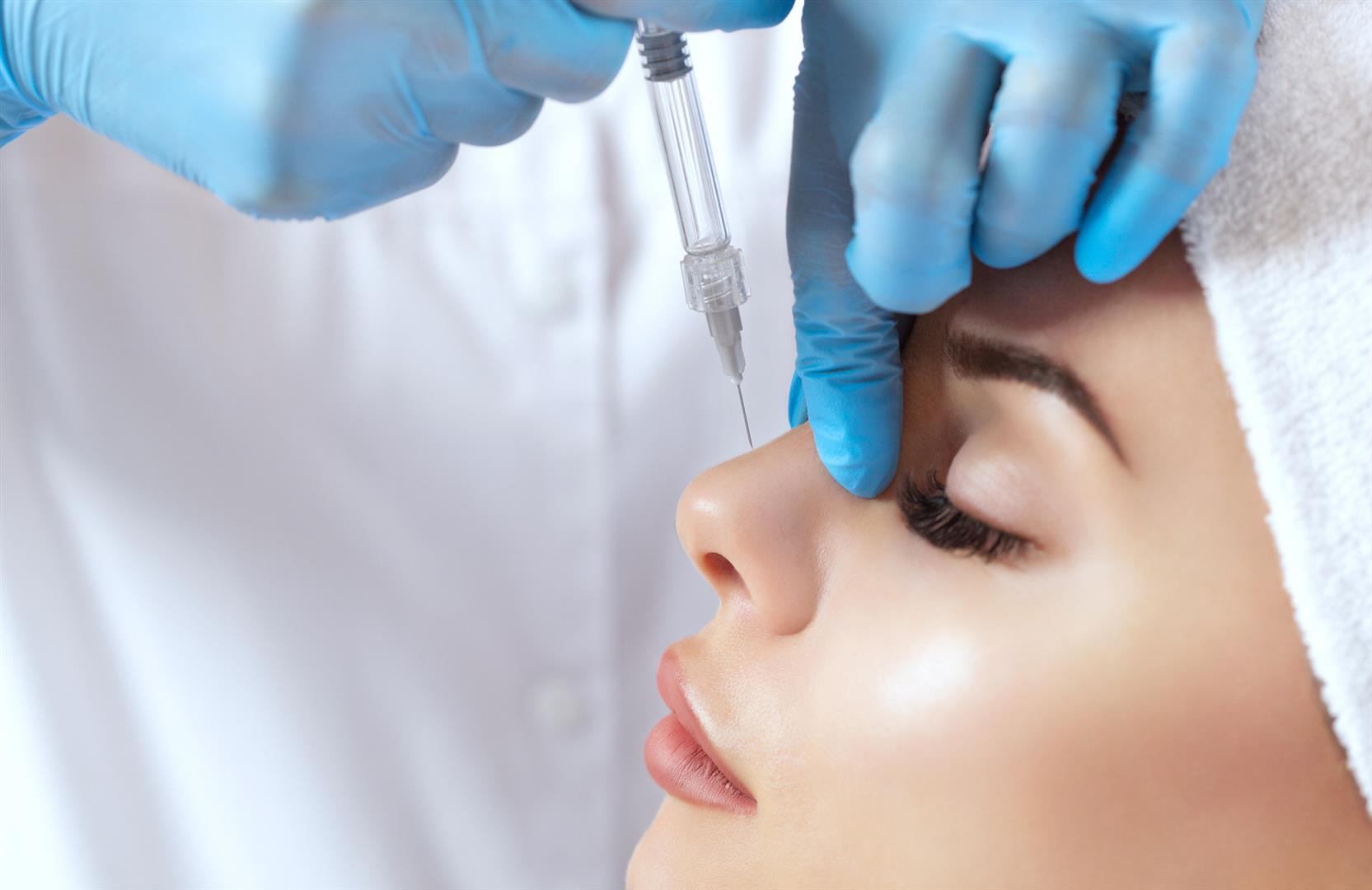 Nasenkorrektur ohne OP mit Filler